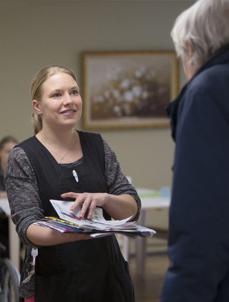 asumispalvelut Seniorikodeissa